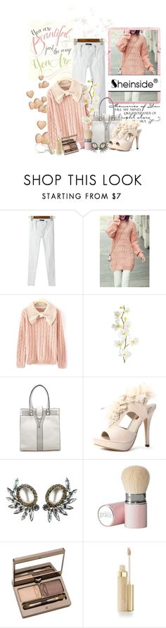 """""""Pale Fall"""" by polybaby ❤ liked on Polyvore featuring WALL, Pier 1 Imports, DANNIJO, philosophy, Hourglass Cosmetics, Elizabeth Arden and Tiffany & Co."""