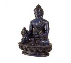 Boeddhabeeldje Medicijnboeddha - 11 cm -