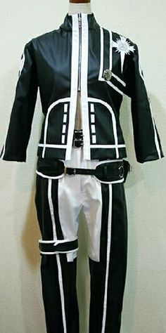Onecos D.Gray-man Lavi 2nd Cosplay Costume -- Visit the image link more details.