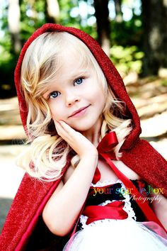 Little Red Riding Hood Costume nb 12m 2t 3t 4t por YourSparkleBox