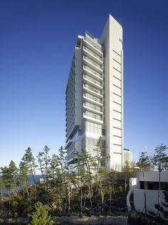 Seamarq hotel in Gangneung by Richard Meyar & Partners