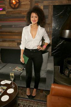 Nathalie Emmanuel - Image and video hosting by TinyPic