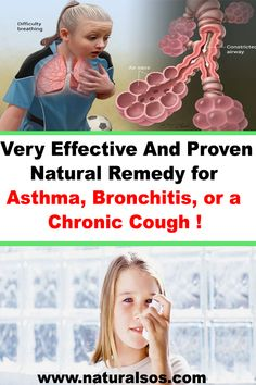 Very Effective And Proven Natural Remedy for Asthma, Bronchitis, or a Chronic Cough !