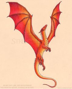 dragon tattoos for women | Sun Dragon Tattoo Design by Strecno