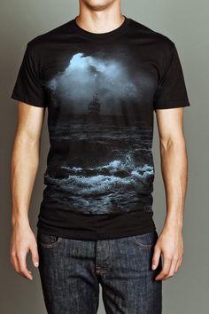 deffinately such dark tshirts Types Of T Shirts, Cool Shirts, Tee Shirts, T Shirt Time, My T Shirt, New T Shirt Design, Shirt Designs, Custom T Shirt Printing, Sharp Dressed Man