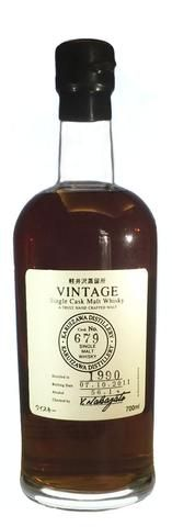 Karuizawa 1990 21 yo Cask 679 Japanese Whisky ( 700ml, 56.1%)