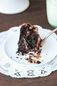 Best-Ever Chocolate Quinoa Cake - Making Thyme for Health