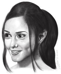 Here's my last work, made with the Apple Pencil and the iPad Pro on the App Procreate. The difficult thing is that I tried to simulate the real pencil without taking advantage of the digital tools (no, I lied: sometimes I cheated). Still, I tried to avoid shortcuts making the shadows. She's the wonderful @itsmeleighton, and I hope she will forgive if she'll believe that the drawing does not look like her. This is my 76th day since I started #LearningToDrawFromScratch with a course in the…