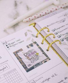 Meu Planner em Janeiro Planner, Bullet Journal, January, Organizers, Day Planners