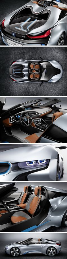 BMW i8 Concept Spyder. CLICK the PICTURE or check out my BLOG for more…
