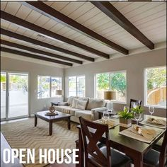 🚨OPEN HOUSE 🚨 📅 Saturday Jan6 ⏰ 11-3:30 📅 Sunday Jan7 ⏰1-4  6861 Birchwood St. San Diego, CA 92120  CT homes did another amazing job with this remodel!  3BR/2BA located in Allied Gardens with serene canyon views. 📱 619-719-1606 call or text for more info or if you are in the market to buy I would be happy to help find you your next home! #localrealtors - posted by Chelsea Wilson https://www.instagram.com/sandiegorealtor_chelseawilson - See more Real Estate photos from Local Realtors at…