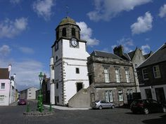 Information about and images of Dysart near Kirkcaldy on Undiscovered Scotland. Fife Scotland, 16th Century, East Coast, 1960s, 18th, Landscapes, To Go, Houses, Urban