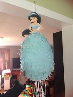 Disney Princess Piñata Jasmine  Aladdin by BobbiGirlBoutique