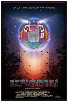 Explorers is getting a remake movies, #mindmovies | My Geekness ...