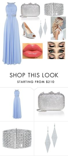 """""""Prom Night"""" by fashiongoddess04001 ❤ liked on Polyvore featuring Eliza J, Judith Leiber, Tiffany & Co. and Lauren Lorraine"""