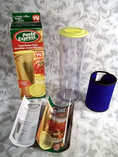 Sold PASTA EXPRESS AS SEEN ON TV JUST COOK, STRAIN & DRAIN