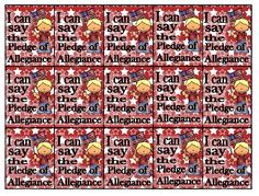 Incentive Ideas, Say Say Say, Brag Tags, Beginning Of Year, Pledge Of Allegiance, Classroom Management, Teacher Gifts, Back To School, Preschool