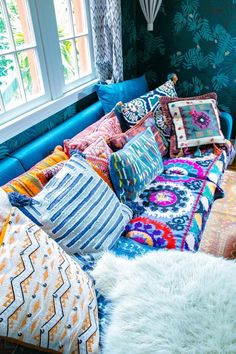 Let's get Jungalicious! For the perfect bohemian decor inspiration