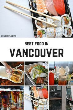 Where to eat in Vancouver, Canada. From cheesecake to Japanese-style hot dogs, here's where to find the best food in Vancouver