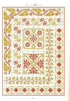 Cross Stitch Needles, Cross Stitch Art, Cross Stitch Borders, Cross Stitch Designs, Cross Stitching, Cross Stitch Embroidery, Seed Bead Patterns, Embroidery Patterns, Cross Stitch Patterns