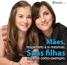 Familia.com.br | 12 Coisas básicas que precisamos ensinar nossas filhas antes de se tornarem mulheres #Educacao #Filhas #Feminismo