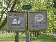 Williamsburg Winery - Williamsburg, Virginia