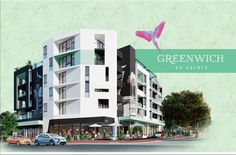 Greenwich on Bulwer // New Apartments \\ OFF THE PLAN // Perth