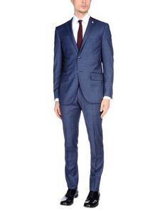 Luigi Bianchi Mantova Men Suits on YOOX. The best online selection of Suit Luigi Bianchi Mantova. Business Attire For Men, Business Professional Outfits, Business Suits, Mens Fashion Suits, Mens Suits, Grey Suit Men, Suit Jacket, Blazer, Luigi