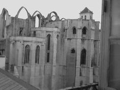 Ruinas do Carmo - Lisboa