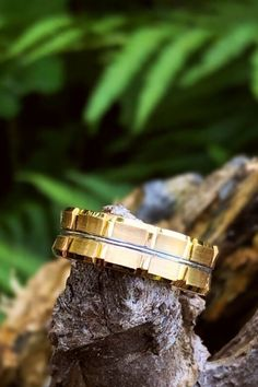 Vandenbergs Fine Jewellery | Men's Gold Wedding Band