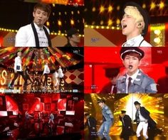 "SHINee ponders ""Why So Serious?"" and Shine on 'Inkigayo'!"