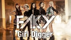 FAKY - Girl Digger Kyary Pamyu Pamyu, One Ok Rock, Mp3 Song Download, Types Of Music, Digger, Spice Girls, Girl Bands, Music Stuff, Japan