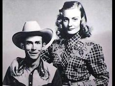 Hank Williams I hang my head and cry. Law, this is an old famous country music singer who made his place in country music.
