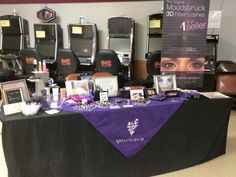 my younique table tonight wwwlashthiswaycom younique pinterest younique