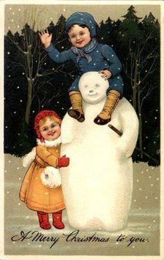 another snow golem.