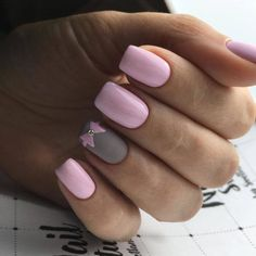 + 70 Gel polish nails 2018 – spring trends #SummerNails