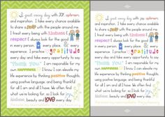 Lots of awesome printables (some free, some in Etsy shop) and ideas. Joy Manifesto shared by Simply Fresh Designs & theJOYteam.org