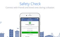 "Facebook ""Safety Check"" Allows You to Connect with Family during Natural Disasters"