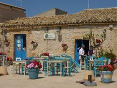 Living in Sicily - Vardag På Sicilien: Marzamemi (SR)