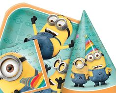 Create an mischievous celebration for your little Minion by throwing a Minion birthday party. Save money. Live better. Walmart Tips and Ideas.
