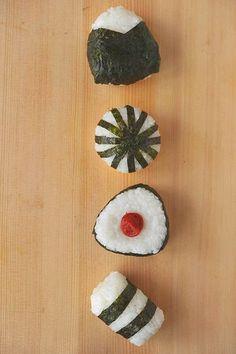 Onigiri Rice Balls|おにぎり
