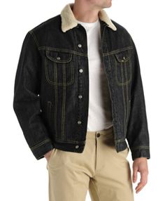 Mens Sherpa Lined Denim Jacket. Get wonderful discounts up to 50% Off at Lee Jeans with Coupon and Promo Codes.