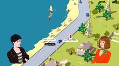 Wheels of Aurelia – a narrative racing game
