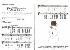 sněhulák Kids Songs, Nursery Songs