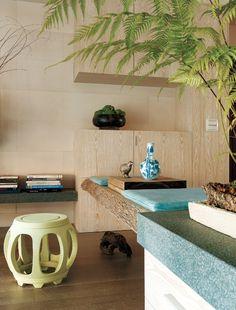 Impressive Modern Asian House by Tae Ha Interior Design Asian Bedroom Decor, Asian Decor, Asian Interior Design, Asian Design, Asian House, Zen Style, Modern Asian, Clinic Design, All Nature