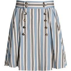Olympia Le Tan Knee Length Skirt
