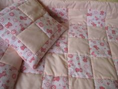 Sweet patchwork for little baby ;)