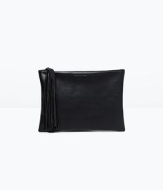 ZIP WALLET WITH TASSEL-View all-Accessories-WOMAN | ZARA Germany