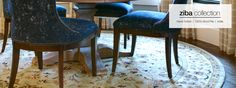 Ziba Collection by Feizy - The Ziba Collection features traditional Agra designs in a variety of rich yet subdued colors. Distinct shades of color intertwine to create subtle textural highlights, lending these classic patterns an antique look and creating a dramatic yet elegant feel in any environment.