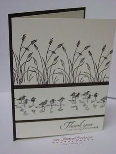 Stampin' Studio, Stampin' Up! Wetlands, Masculine Cards by lela